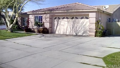 Indio Single Family Home For Sale: 83406 Wexford Ave