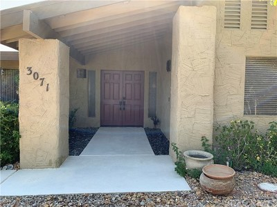Palm Springs Single Family Home For Sale: 3071 N Farrell Drive