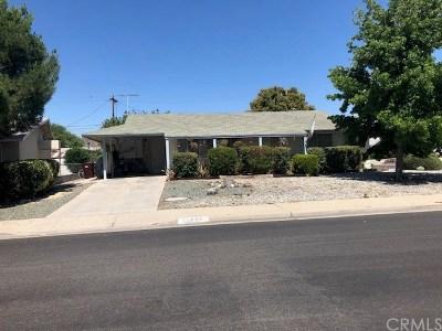 Sun City Single Family Home For Sale: 28697 Del Monte Drive
