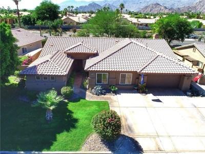 La Quinta Single Family Home For Sale: 78855 Meridian Way