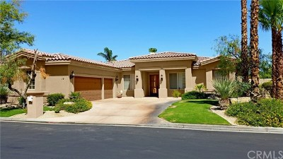 Palm Desert Single Family Home For Sale: 12 Hillcrest Drive