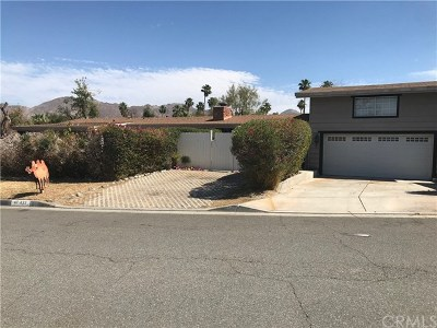 Palm Desert Single Family Home For Sale: 47833 Sun Corral
