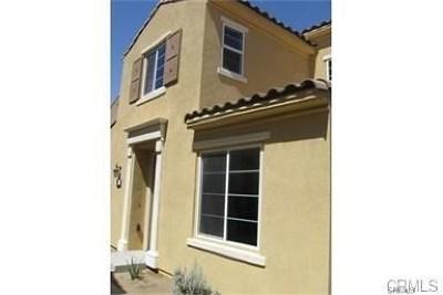 Palm Desert Single Family Home Contingent: 633 Calle Vibrante