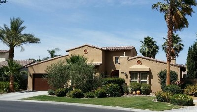 La Quinta Single Family Home For Sale: 81670 Ricochet Way