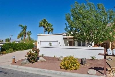 La Quinta Cove Single Family Home For Sale: 54830 Avenida Obregon