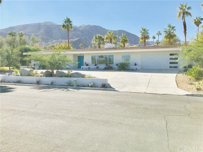 Rancho Mirage Single Family Home For Sale: 71407 Biskra Road