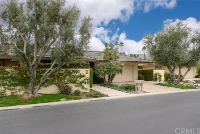 Rancho Mirage Single Family Home For Sale: 57 Colgate Drive