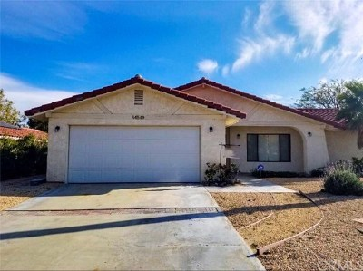Single Family Home For Sale: 64549 Desert Hot Springs Ave