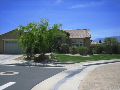 Palm Springs Single Family Home For Sale: 1193 Cassia
