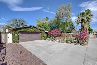 Cathedral City Single Family Home For Sale: 31305 Avenida El Pueblo