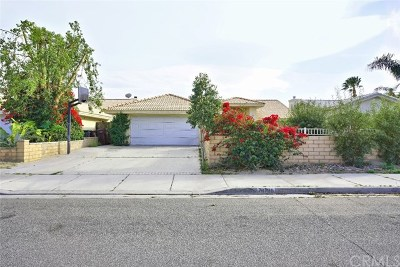 La Quinta Single Family Home For Sale: 78785 Lowe Drive