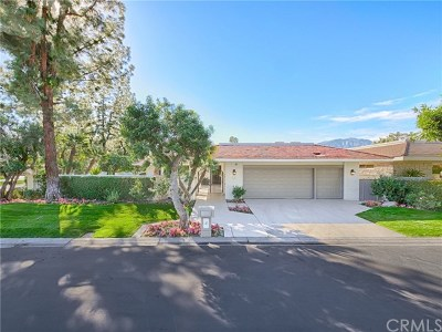 Rancho Mirage Single Family Home For Sale: 1 Creekside Drive