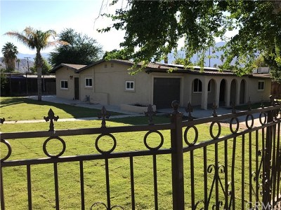 Palm Springs Single Family Home For Sale: 611 South Highland Drive