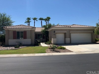 Indio Single Family Home For Sale: 80537 Camino San Mateo