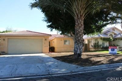 La Quinta Single Family Home For Sale: 51390 Avenida Carranza