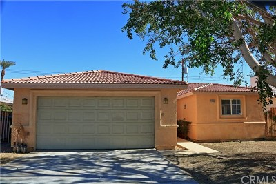 La Quinta Single Family Home For Sale: 51390 Avenida Carranza