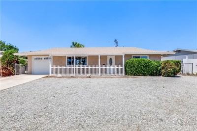 Sun City Single Family Home Sold: 29001 Olympia Way