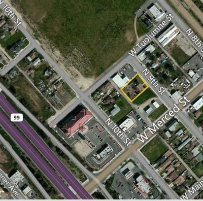 Fowler Residential Lots & Land For Sale: 118 N 9th Street