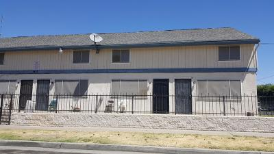 Clovis, Fresno, Sanger Multi Family Home For Sale: 1837 E Saginaw Way