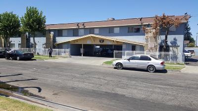 Fresno Multi Family Home For Sale: 3935 N Effie Street