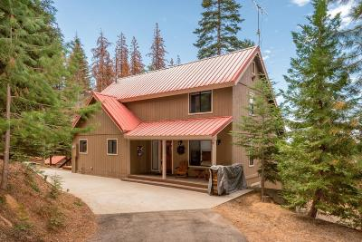Shaver Lake CA Single Family Home For Sale: $485,000
