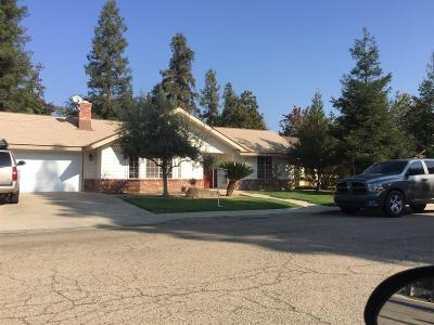 Reedley Single Family Home For Sale: 1538 W Flora Avenue