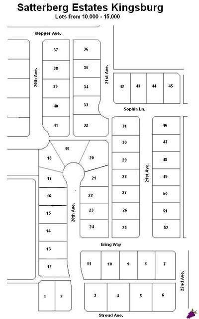 kingsburg Residential Lots & Land For Sale: 1955 Stroud