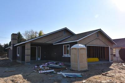 Kerman Single Family Home For Sale: 15255 W B Street