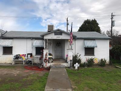 Selma Single Family Home For Sale: 2124 Sylvia Street