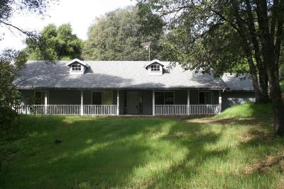 Oakhurst CA Single Family Home Sold: $260,000