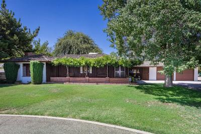 Fresno CA Single Family Home Sold: $337,000