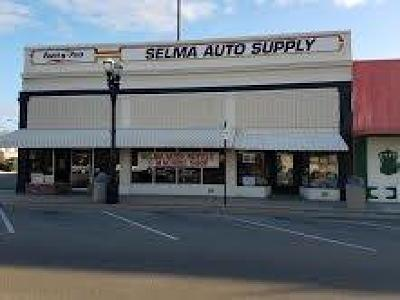 Selma Commercial For Sale: 1956 E Front Street