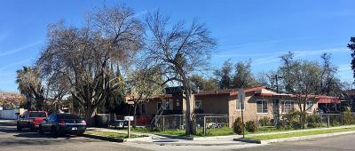 Clovis, Fresno, Sanger Multi Family Home For Sale: 608 N Jackson Avenue
