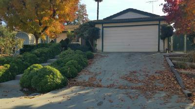 Madera Single Family Home For Sale: 27236 San Jose Avenue