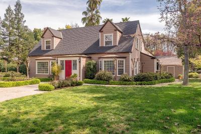 Single Family Home For Sale: 4412 N Wilson Avenue