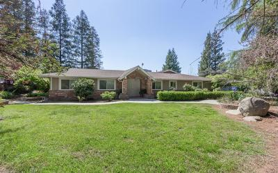 Reedley Single Family Home For Sale: 20511 E Adams Avenue