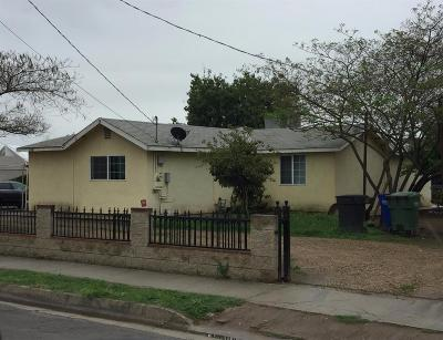 Dinuba Single Family Home For Sale: 1168 E Golden Way