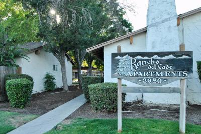 Clovis CA Multi Family Home Sold: $2,500,000