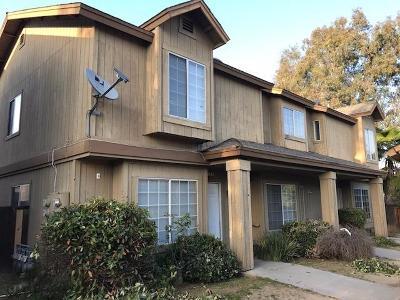 Clovis, Fresno, Sanger Multi Family Home For Sale: 4781 N Polk Avenue #194