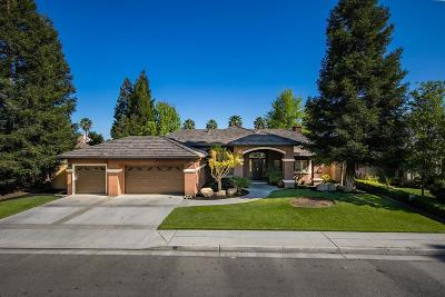 Madera Single Family Home For Sale: 3505 Doubletree Way