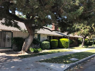 Clovis, Fresno, Sanger Multi Family Home For Sale: 6091 N Poplar Avenue