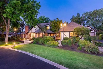 Single Family Home For Sale: 6652 N Van Ness Boulevard