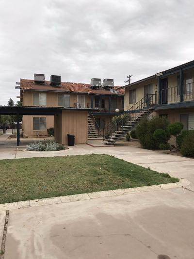 Reedley Condo/Townhouse For Sale: 657 W Parlier Avenue #107