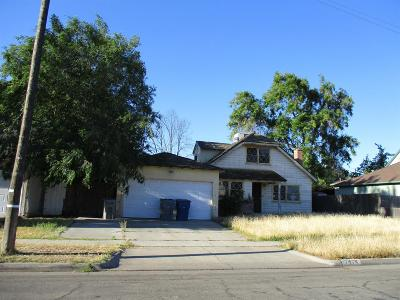 Fresno Single Family Home For Sale: 2414 E Fairmont Avenue