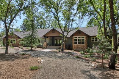Coarsegold Single Family Home For Sale: 50128 Thornberry Ponds Lane