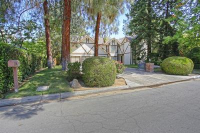 Single Family Home For Sale: 849 E Ashcroft Avenue