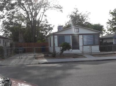 Madera Single Family Home For Sale: 228 Wallace Avenue