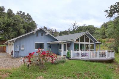 Ahwahnee Single Family Home For Sale: 41876 Dillon Court
