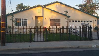 Dinuba Single Family Home For Sale: 638 S Milsap