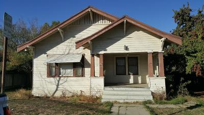Selma CA Single Family Home For Sale: $169,900